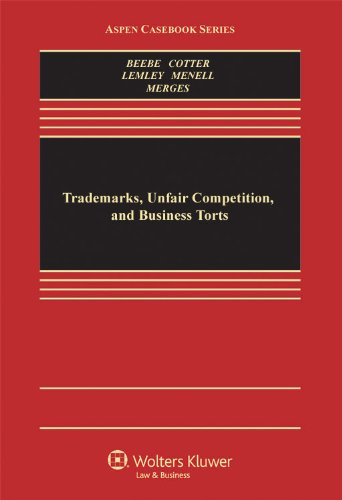 Trademark & Unfair Competition in the New Technological Age (Aspen Casebook Series)