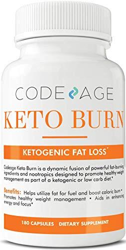 Keto Burn Capsules Ketogenic Supplement