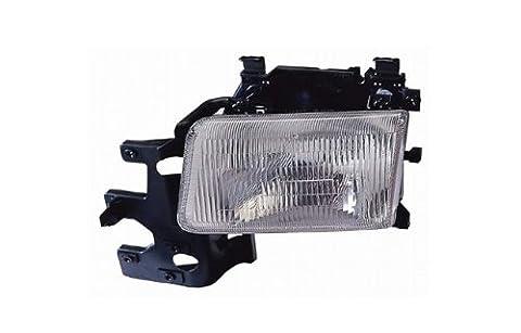 Dodge VAN Full Size Replacement Headlight Assembly - 1-Pair - Dodge Van Headlight Assembly