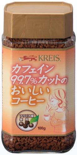 カフェ イン レス コーヒー インスタント