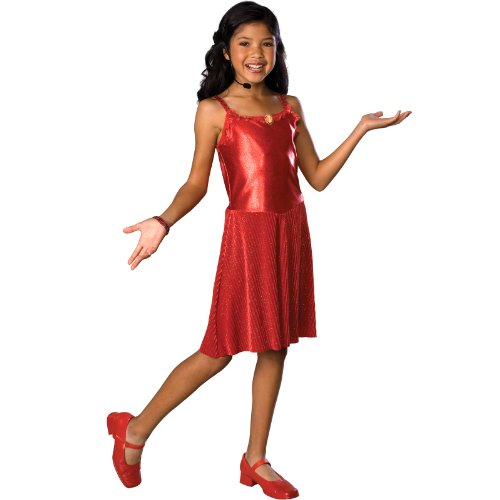 Deluxe Child High School Musical Gabriella Costume - Medium - Gabriella Dress Child Costumes