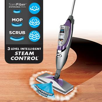 The Shark Steam Amp Spray System