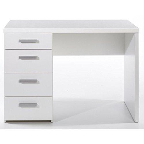 Tvilum 8012049 Whitman Plus 43-1/4 Desk,White