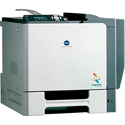 amazon com konica minolta magicolor 5430 dl color laser printer rh amazon com Konica Minolta Magicolor 4690MF Waste Toner Konica Minolta Magicolor 4690MF Waste Toner