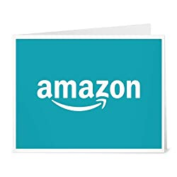 Light Blue Amazon Logo link image