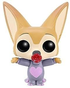 FunKo POP! Vinilo - Disney: Zootopia/Zootropolis: Ele-Finnick