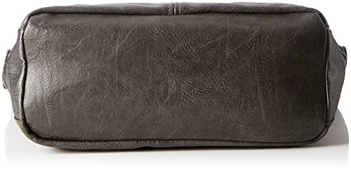 Rieker Nicht Angegeben - Borse a spalla Donna, Grau (Stromboli/altsilber), 130x260x350 cm (B x H T)