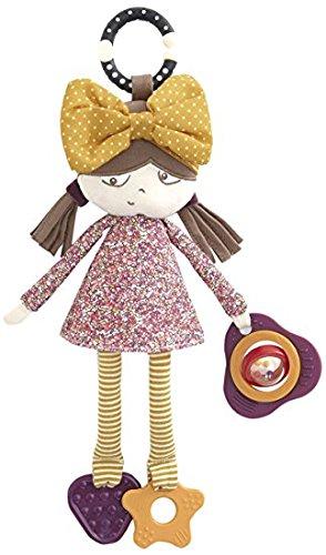 Geschenk für Kinder Babyplay Activity Toy Plüschtier Hängendes Spielzeug Spiral Stroller Toy Sunshier