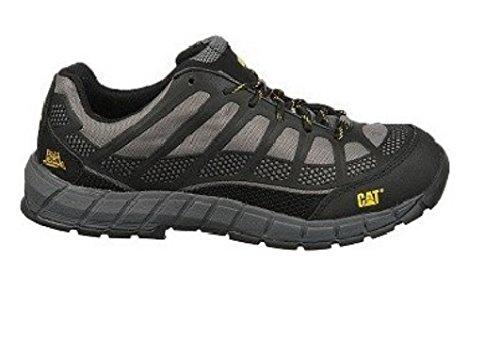 Caterpillar Men's Safety Composite Toe Streamline Boots, Charcoal/Dark Shadow, Size 9.5/Medium