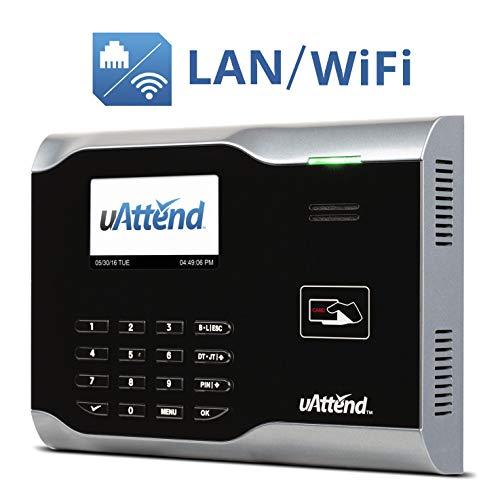 uAttend CB6500 Wi-Fi Employee