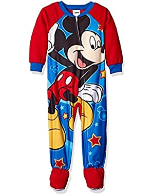 Disney Baby Boys Mickey Mouse Blanket Sleeper Size 24 Months