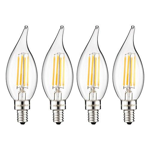 Sunlite CFC LED E12 27K