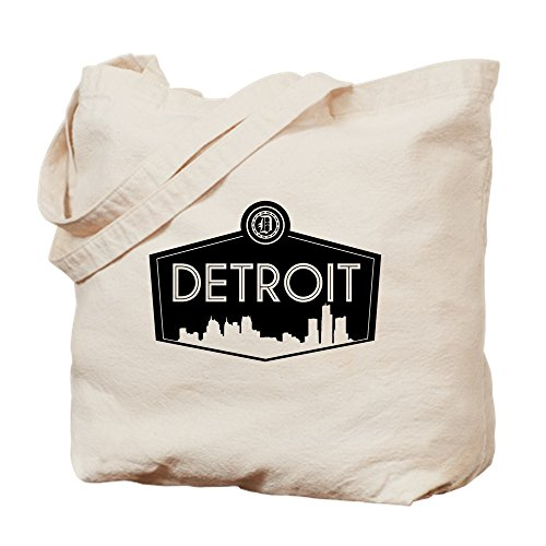 CafePress bolsa para herramientas de diseño de bolsa para herramientas de Detroit-