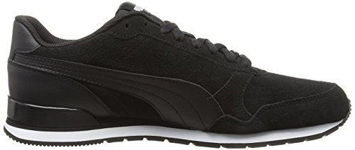 Runner Black puma Adulte Mixte Puma Basses V2 SD Sneakers Black Puma 01 Noir St 5PAqn7