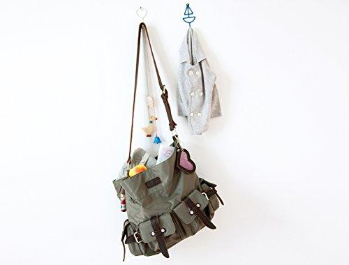 Petit Amour Baby bolso cambiador Lynn PA de B de 0115W Tabaco