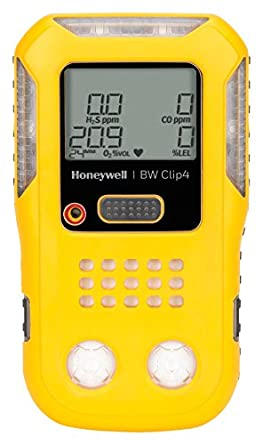 BW detector de 4-gas (O2, LEL, H2S, CO) –