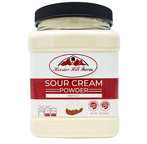 Hoosier Hill Farm Sour Cream Powder, 1 Pound