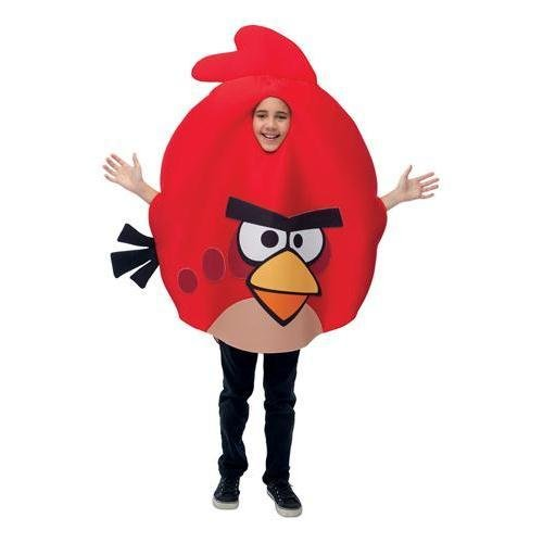 Original Angry Birds Costume - One Size ()