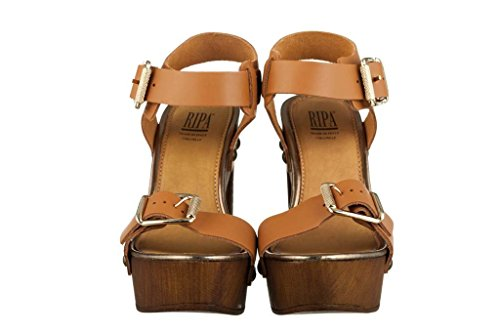 Sandali donna in pelle per l'estate scarpe RIPA shoes made in Italy - 52-44376