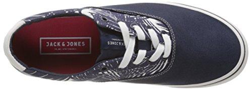 JACK & JONES Herren Jjsurf Sneaker Blau - Bleu (Navy Blazer)