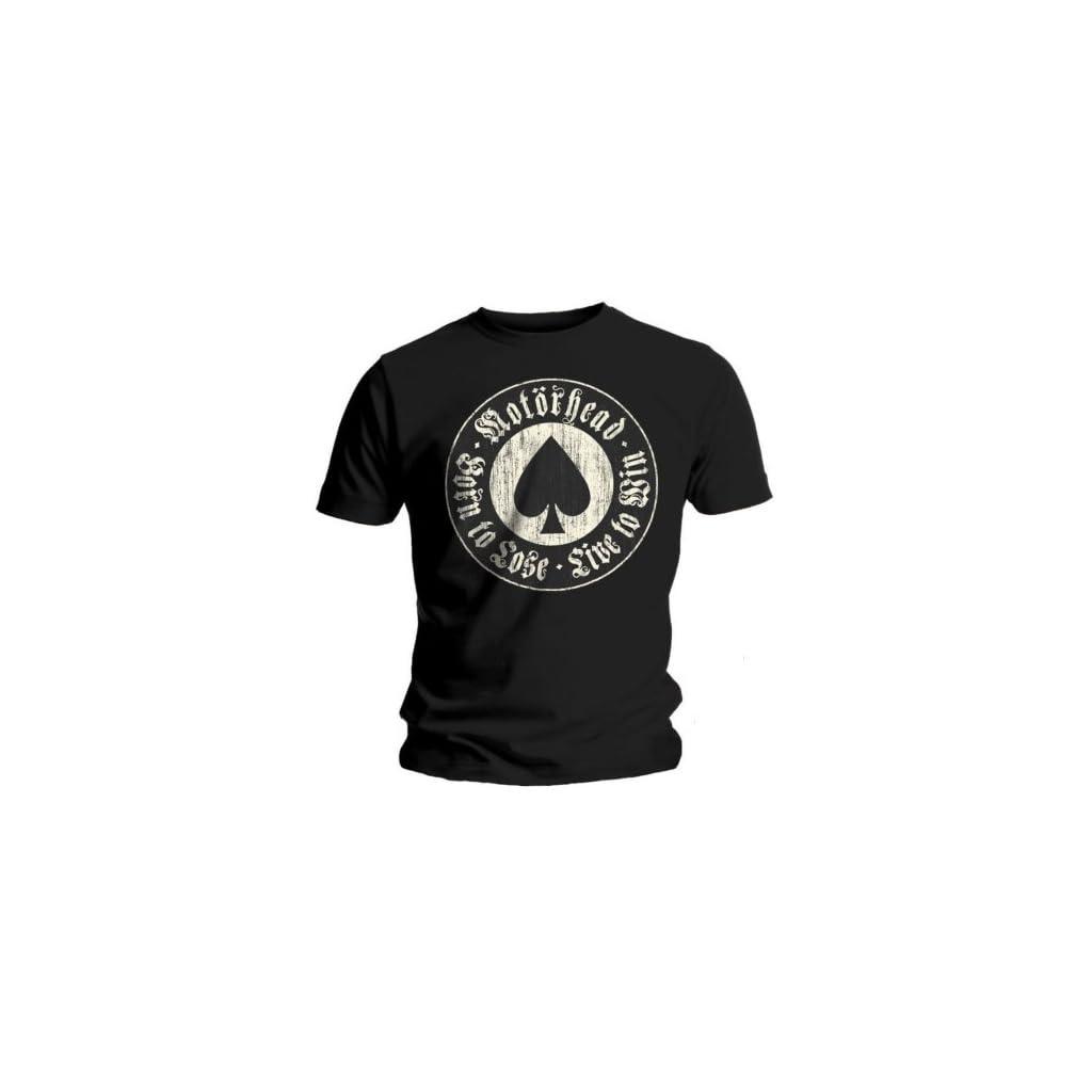 Motörhead Born To Lose Camiseta