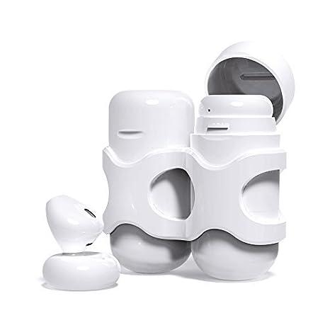 Auriculares Inalambricos, ASMOTIM Bluetooth 4.2 Menor Inalámbrico Manos libres Bluetooth Auriculares in Ear con Cargador Portátil y Reducción de Ruido para ...