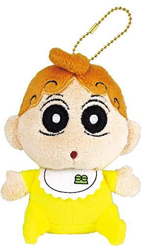 [해외]ティ?ズファクトリ? 크레용 신짱 인형 마스코트 해바라기 H11×W8.5×D5.2cm KS-5521382HM / Tees Factory Crayon Shin-chan Plush Mascot Himawari H11×W8.5×D5.2cm KS-5521382HM