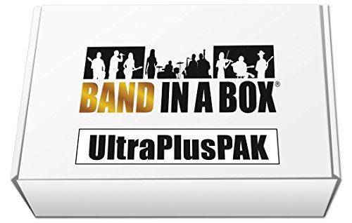 Band in a Box 2017 UltraPlusPAK - Windows by PG Music