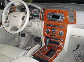 Jeep grand cherokee laredo limited interior - Jeep grand cherokee interior parts ...