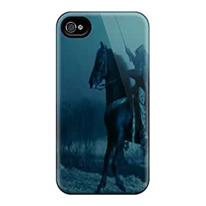 New Premium Mialisabblake Wallpaper Skin Case Cover Excellent Fitted For Iphone 4/4s