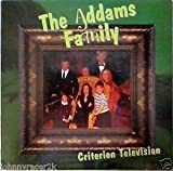 The addams family criterion television Laserdisc (LD not DVD)