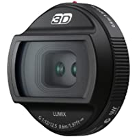 Panasonic Lumix 12.5mm f/12 3D G Lens for Micro Four Thirds Interchangeable Lens Cameras