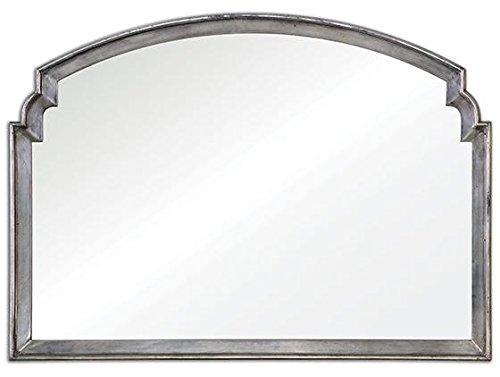 Via Della Mirror, 29.25''Hx42''Wx1., ANTIQUE SILVER by Home Decorators Collection