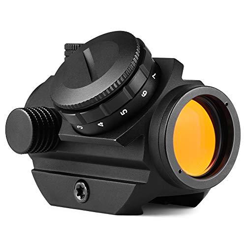 Feyachi RDS-22 Micro Red Dot Sight - 2 MOA Compact Red Dot Scope 1 x 22mm