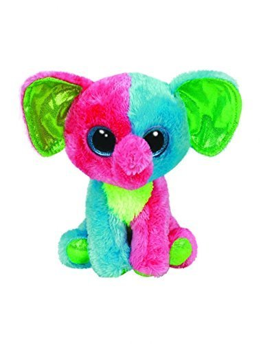 Ty Beanie Boos Elfie - Elephant (Justice Exclusive) by Ty Beanie Boos