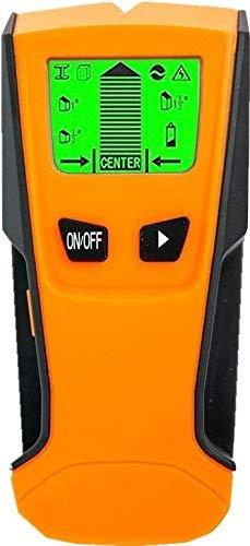 Meer 3 EN 1 Pantalla LCD Detector De Pared para Detecta AC Cable,Metal Tuberías,Madera En La Pared DCemento: Amazon.es: Electrónica