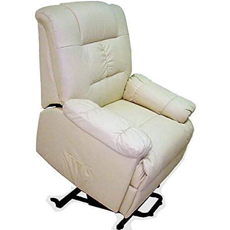 Mivis - Sillon masaje levantapersonas con calefaccion zona ...