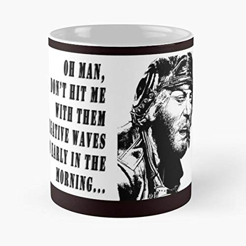 Oddball Kellys Heroes Crazy Characters Talks - Morning Coffee Mug Ceramic Best Gift