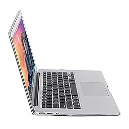Macbook air 13 inch case, Pasonomi Rubberized Hard Case for Apple MacBook Air 13.3\