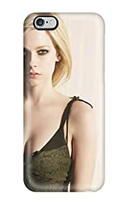 Sanp On Case Cover Protector For Iphone 6 Plus (avril Lavigne 511)