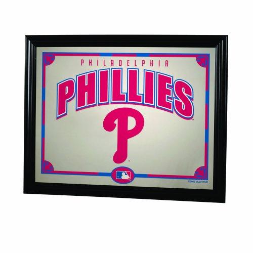 MLB Philadelphia Phillies Printed Mirror ()