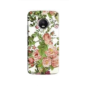 Cover It Up Flower Garden Hard Case For Moto G5 Plus, Multi Color
