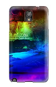 Crystle Marion's Shop 2263190K12144594 New Fashionable TashaEliseSawyer Cover Case Specially Made For Galaxy Note 3(bleach)