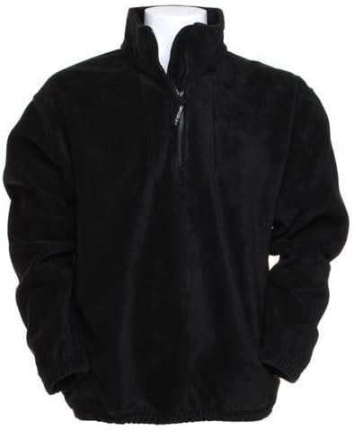Grizzly Grizzly/® Half Zip Active Fleece Navy 2XL