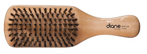 Diane Club Brush, Extra Firm Reinforced Boar (Firm Brush)