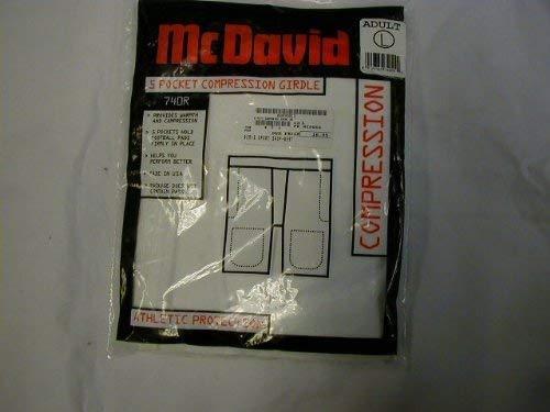 McDavid 5 Pocket Compression Girdle