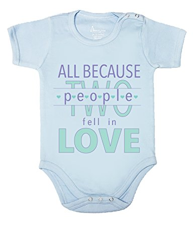 GRAPHIC BABY ROMPER ONESIE BABYSUIT, BOY, GIRL, 5 SIZES AVAILABLE NEWBORN FUNNY