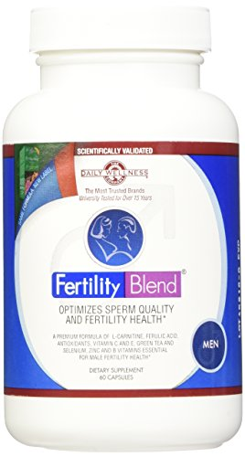 Fertility Blend for Men: 2 Month Supply