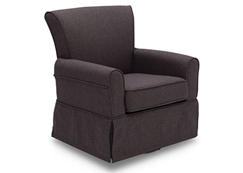 Delta-Furniture-Upholstered-Glider-Swivel-Rocker-Chair-Charcoal