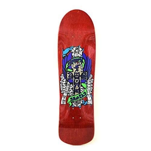 Dogtown Skateboard Deck Dressen M80 Red 8.75